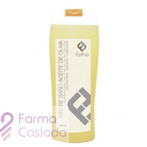 FARLINE GEL DE BAÑO ACEITE DE OLIVA - (750 ML )