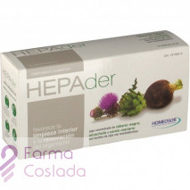 HEPAder- Soria Natural- Homeosor- 14 viales de 10mL