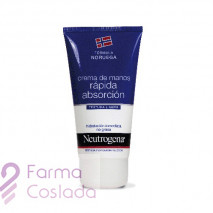 NEUTROGENA CREMA DE MANOS RAPIDA ABSORCION - (75 ML 2 UNIDADES )