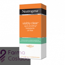 Neutrogena Visibly Clear Spot  Proofing Hidratante Diario 50ml
