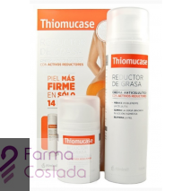 Thiomucase reductor de Grasa - (Kit 200ml + 50 ml)