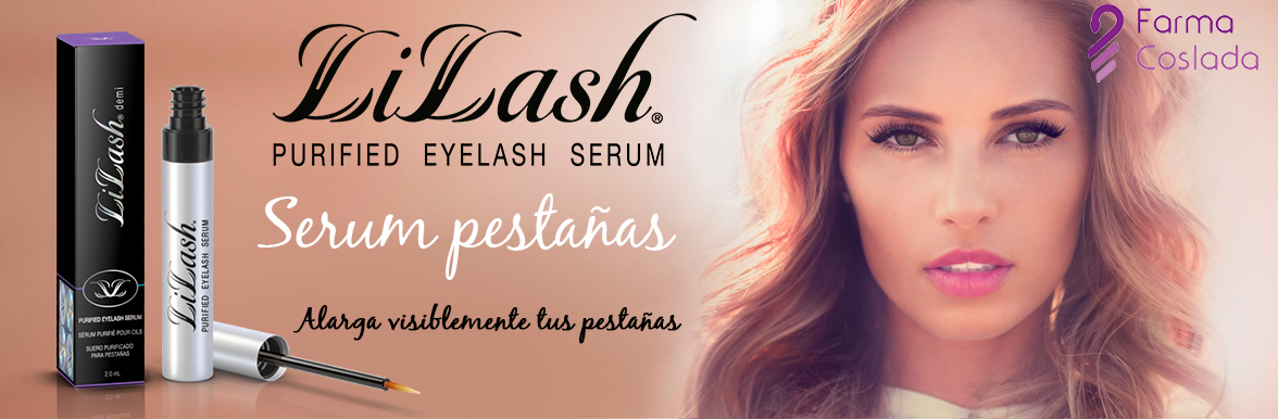 Lilash serum pestañas
