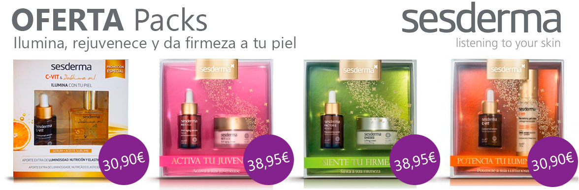 Packs Sesderma